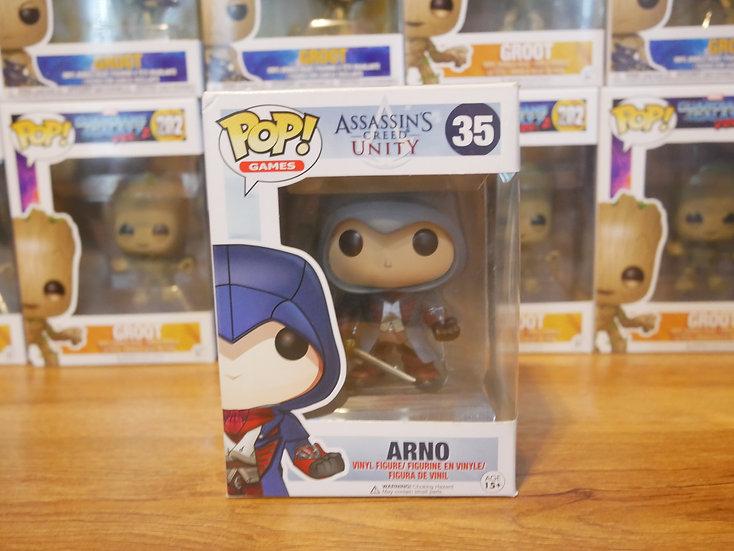 Funko Pop Games : Assassin's Creed - Arno