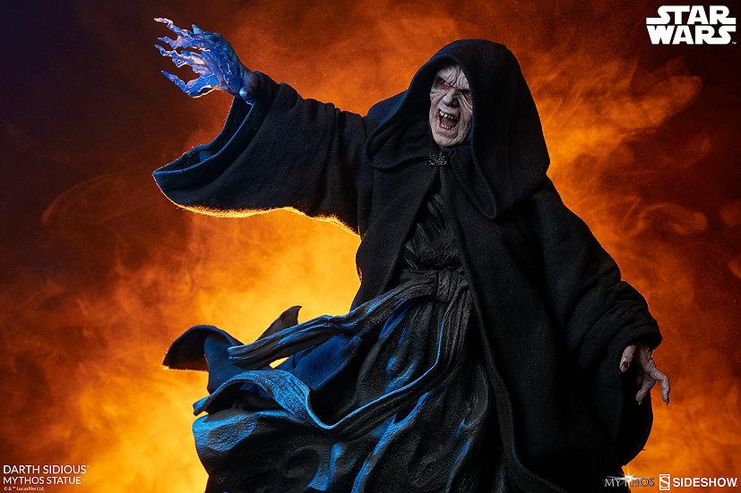 SIDESHOW STATUE : Darth Sidious™ Mythos