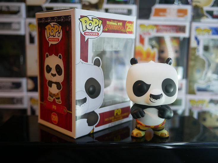 Funko Pop Movies : Kung Fu Da Panda - PO