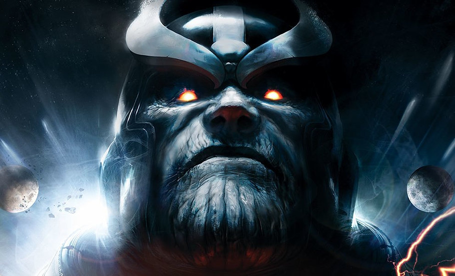 SIDESHOW : ART PRINT The Thanos Imperative Ignition