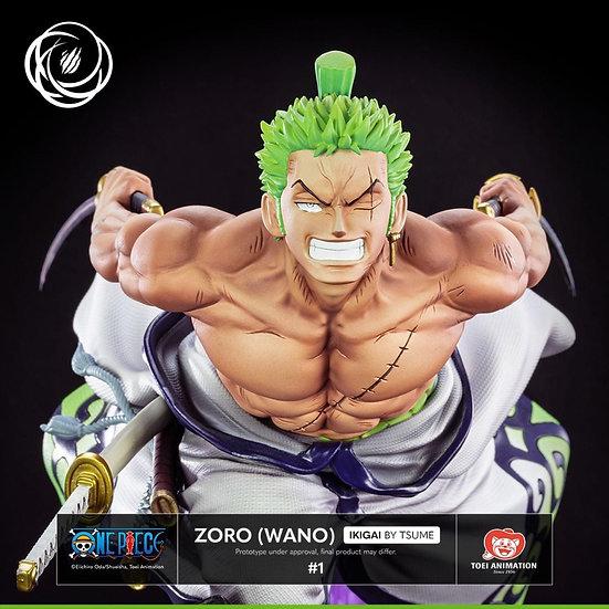 Tsume Art 1/6 : Ikigai Zoro
