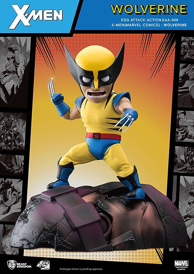 EGG ATTACK : WOLVERINE [SPECIAL EDITION]