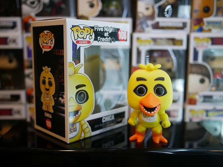 Funko Pop Game : Five Nights at Freddys - Chica