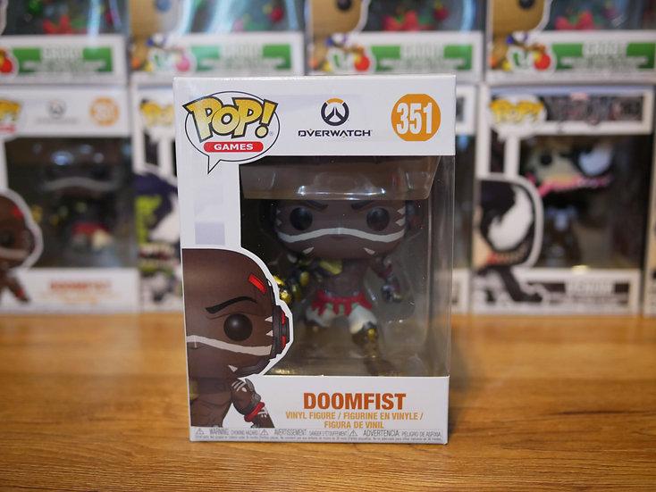 Funko Pop Games: Overwatch S4 - Doomfist
