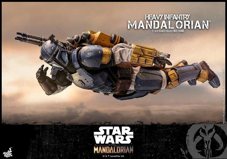 Hot Toys 1/6 :  THE MANDALORIAN HEAVY INFANTRY MANDALORIAN