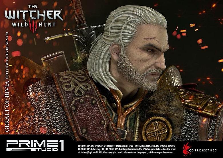PRIME1 : The Witcher 3: Wild Hunt Geralt of Rivia Skellige Undvik Armor (EX)