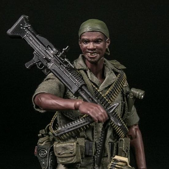 [LIMIT ORDER] DAMTOYS PES010 1/12 25th Infantry Division M60 GUNNER
