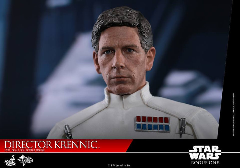 Hot Toys : ROGUE ONE: A STAR WARS STORY DIRECTOR KRENNIC