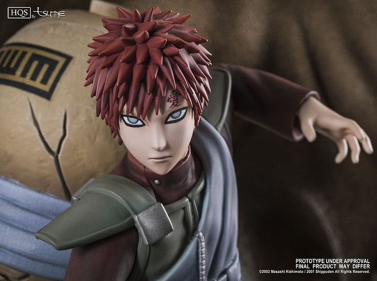 """TSUME HQS : Gaara """"A father's hope, a mother's love'"""