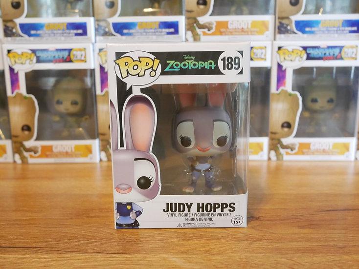 Funko Pop Disney :  Zootopia - Judy Hopps