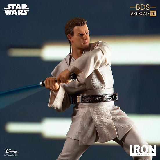 IRON STUDIOS 1/10 :  Star Wars : Obi-Wan Kenobi BDS