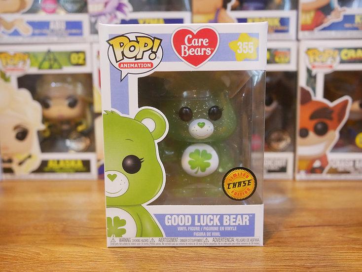 Funko POP Animation: Care Bears-GoodLuckBear (Chase)