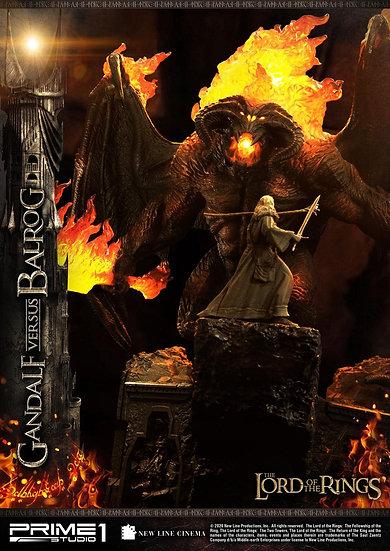 PRIME1STUDIO : The Lord of the Rings (Film) Gandalf Versus Balrog