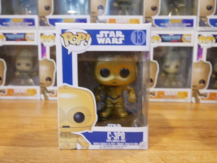 Funko Pop Starwars : C-3PO