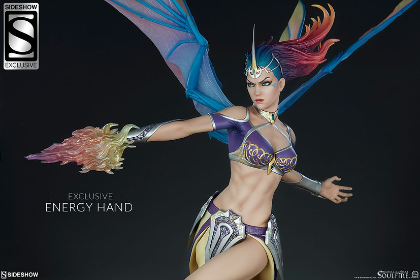 SIDESHOW PFF : SOULFIRE GRACE [EXCLUSIVE]