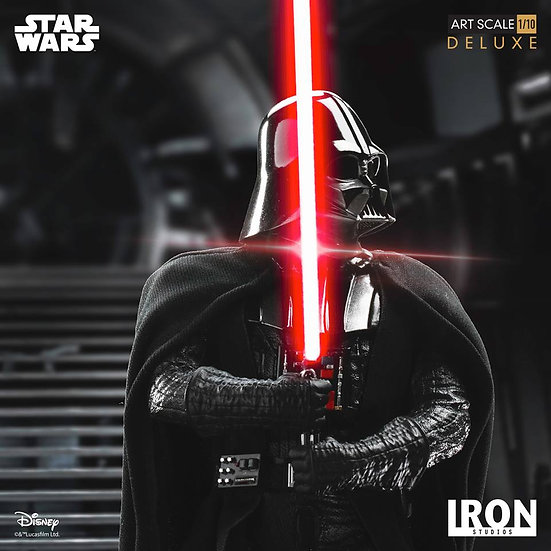 IRON STUDIOS 1/10 : Star Wars : Darth Vader [Deluxe]