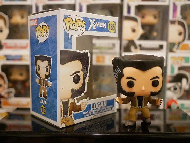 Funko Pop Marvel : X-Men - Logan
