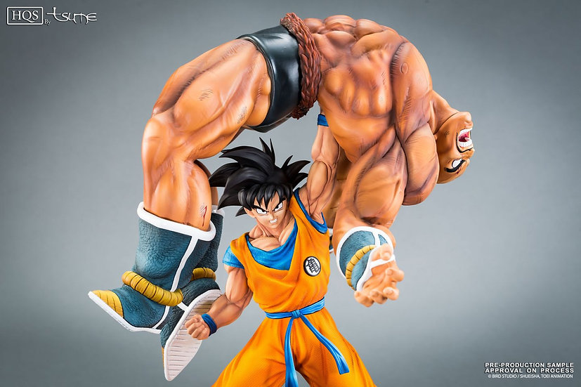 TSUME - THE QUIET WRATH OF SON GOKU HQS