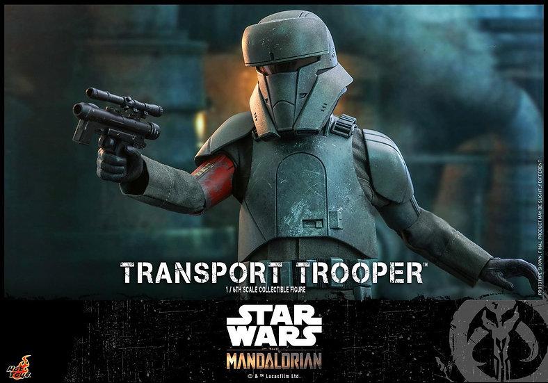 [18/1/21]  HOT TOYS 1/6 : STAR WARS: THE MANDALORIAN TRANSPORT TROOPER™