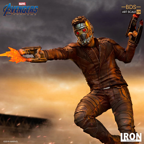 IRON STUDIOS 1/10 : Avengers: Endgame Star-Lord