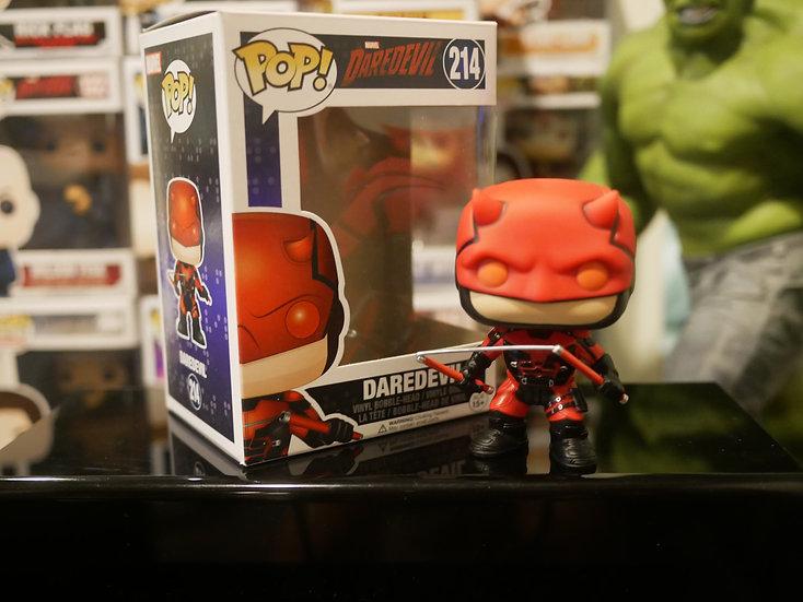 Funko Pop  Marvel : Daredevil TV - Daredevil w/Helmet