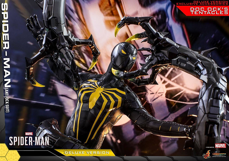 [21/10/20] HOT TOYS 1/6 : MARVEL'S SPIDER-MAN SPIDER-MAN (ANTI-OCK SUIT) [Deluxe