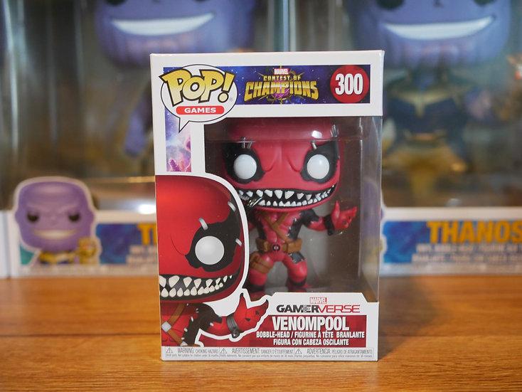 Funko POP Marvel : CoC-Venompool