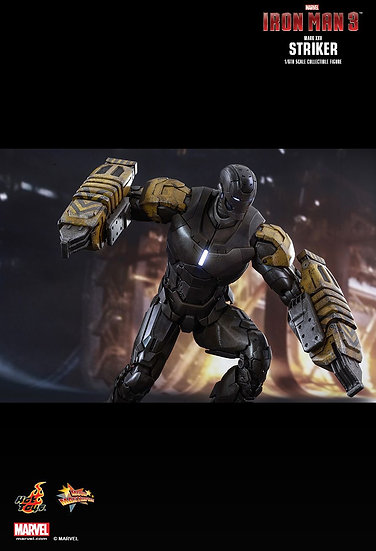 Hot Toys : IRON MAN 3 - STRIKER (MARK XXV)