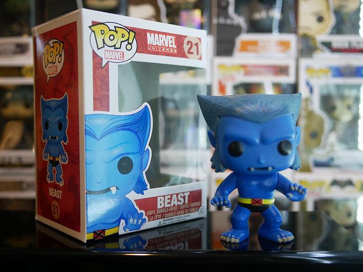 Funko Pop Marvel : Beast