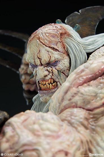SIDESHOW MAQUETTE :  Odium: Reincarnated Rage