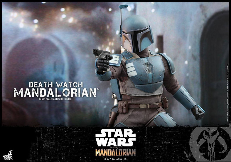 HOT TOYS 1/6 : DEATH WATCH MANDALORIAN™