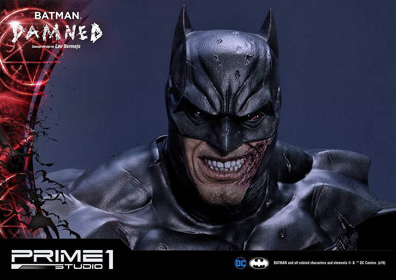 PRIME1STUDIO : Batman Damned