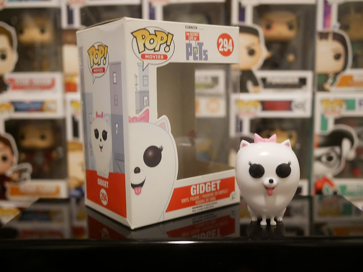 Funko Pop Movies : TheSecret Life of Pets - Gidget