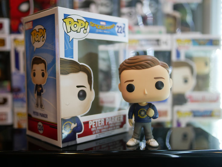 Pop  Game : Spiderman Homecoming - Peter Parker
