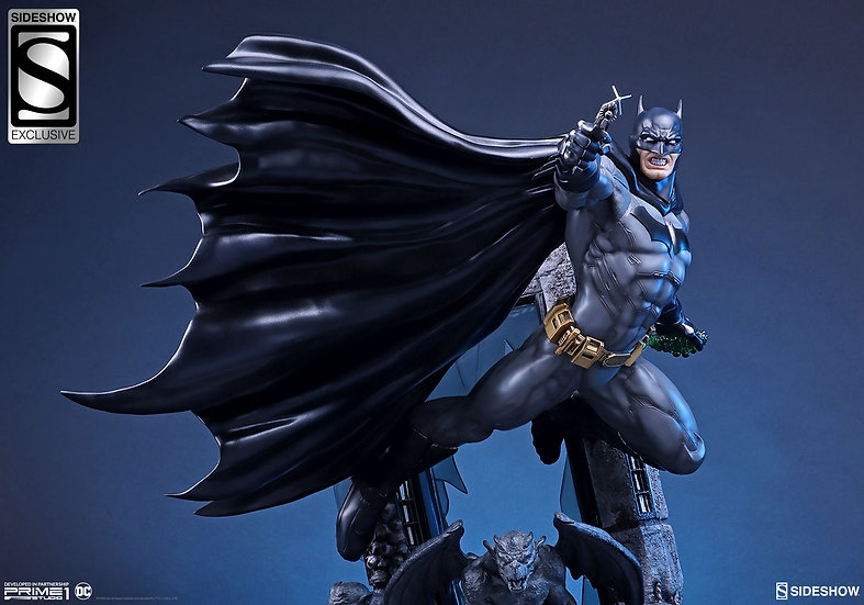 SIDESHOW STATUE : BATMAN [EXCLUSIVE]