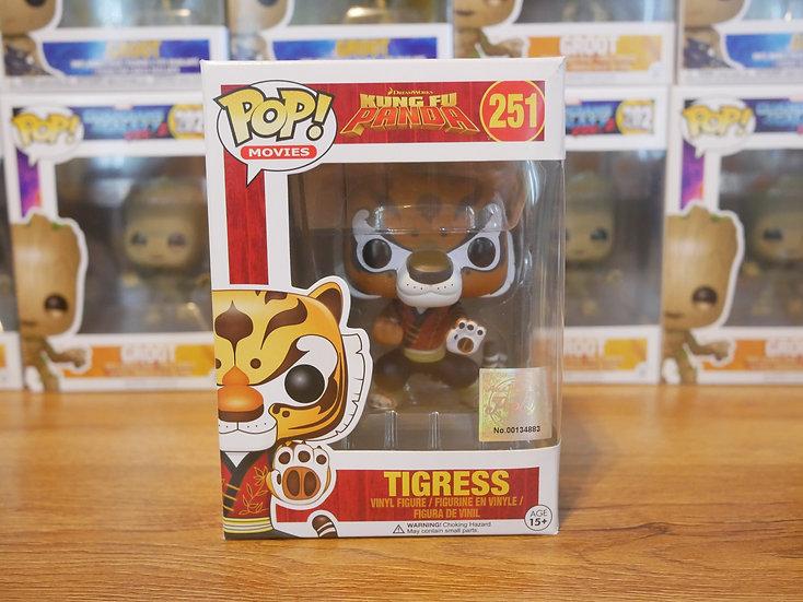 Funko Pop Movies : Kung Fu Da Panda - Tigress