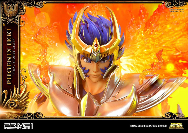 "PRIME1STUDIO 1/4 : Saint Seiya Phoenix IkkI ""Final Bronze Cloth"""