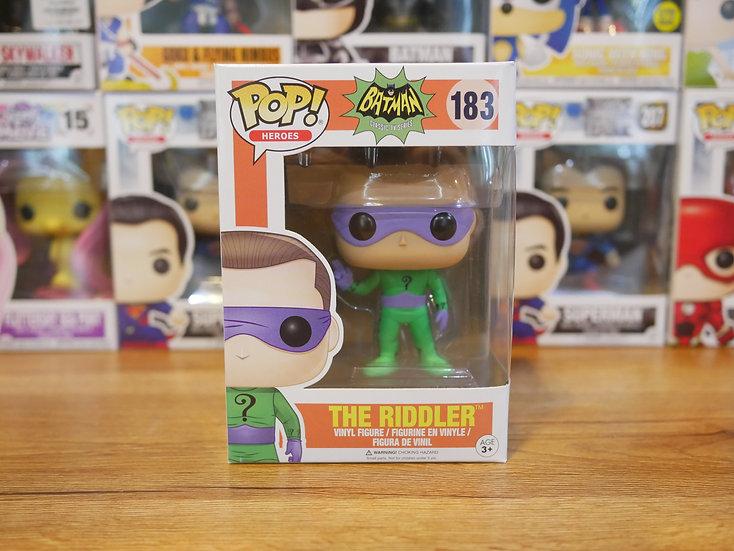 Funko POP Heroes: DC Heroes - RIDDLER