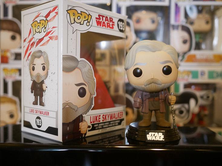 Funko Pop Star Wars : The Last Jedi - Luke Skywalker