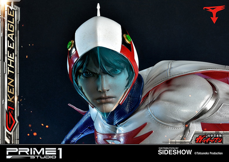 PRIME1STUDIO 1/4 : GATCHAMAN G-1 KEN THE EAGLE