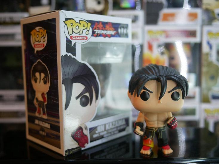 Funko Pop Game : Tekken - Jin Kazama