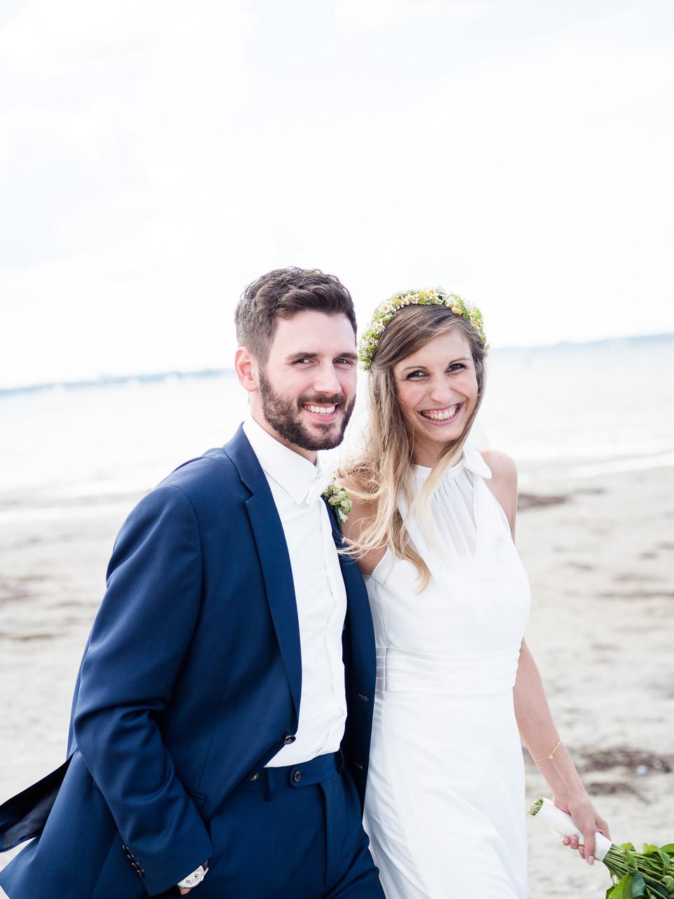 Mehr als eine Hochzeit am Meer...