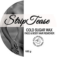 Strip Tease sugar wax