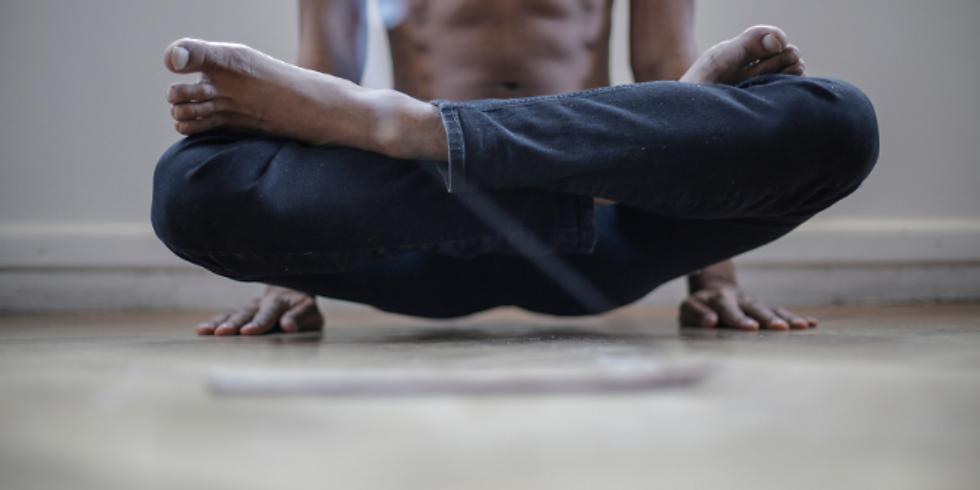 Man Bod Yoga: March 23 - April 13