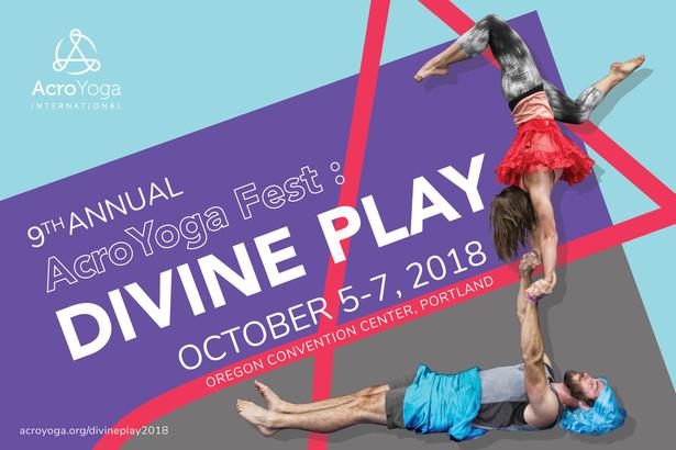 FINAL FRONT Divine Play, Postcard_2018_0