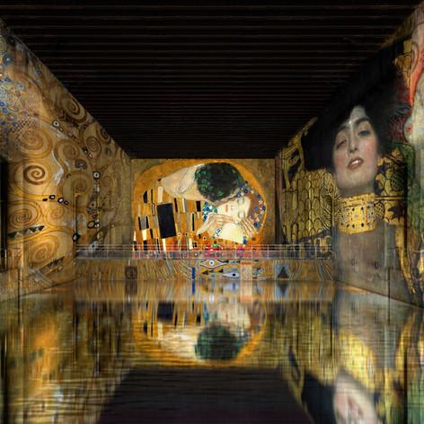Gustav Klimt: gold and colour