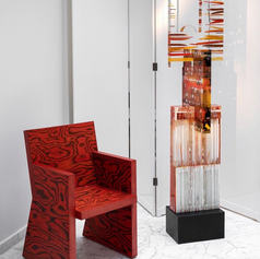 Where Design and Contemporary Art Meet, at the Galerie Yves Gastou