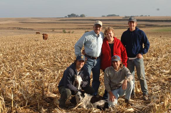 Rosmann Family Farms wins!