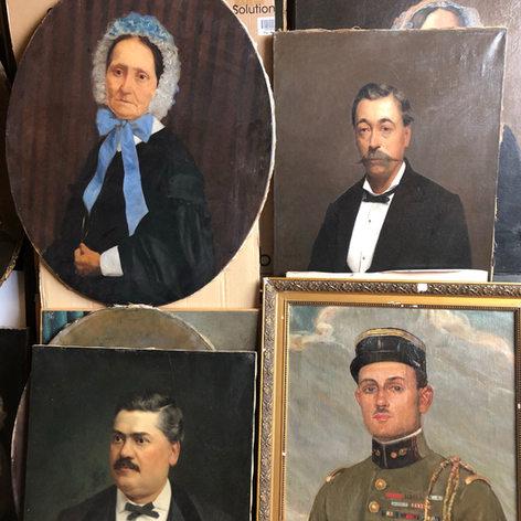 Portraits Galore