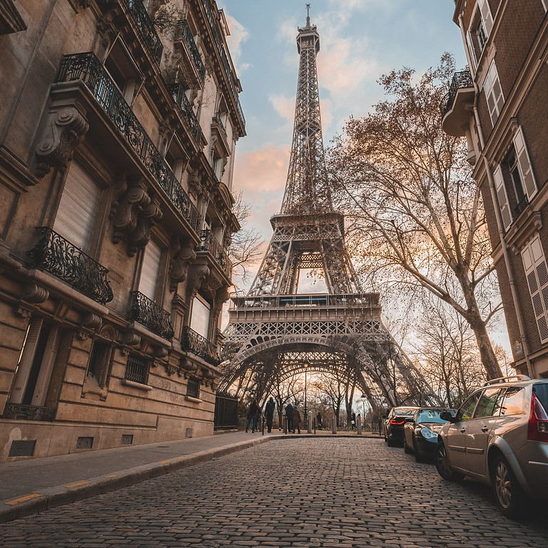 Paris Discovery: Suites Level starting at $12,595 USD pp